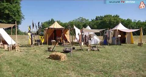 Video-Bericht über die Burg Wolfstein auf Neumarkt-TV