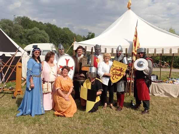 Mittelalterfest Hofen 2017