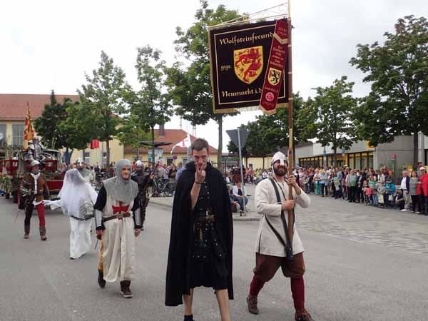 Volksfestumzug 2017